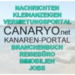 Canaryo.net - Portal - - bezahlter Nachrichtenbeitrag / redaktioneller Artikel über Ihr Projekt/Firma/Produkt